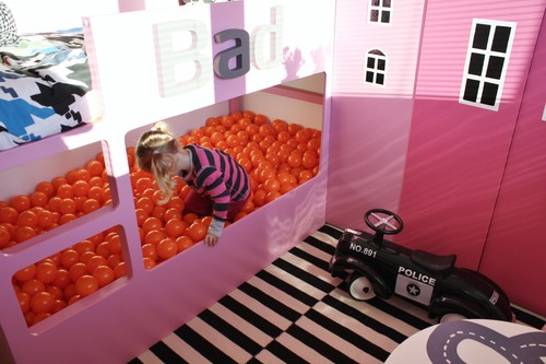 Ball Pit Bunk