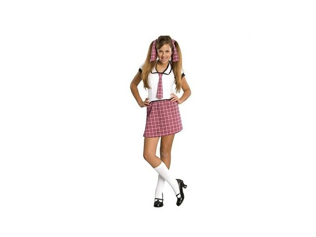 school girl fantasy - Naughty Girl Halloween Costumes