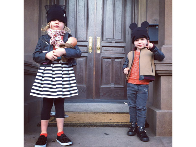 72a6aaf78f174 The 31 Most Stylish Celebrity Kids On Instagram
