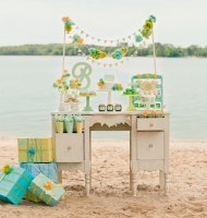 Sea Breeze Shower Theme