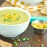 Curry Broccoli and Cheese Soup