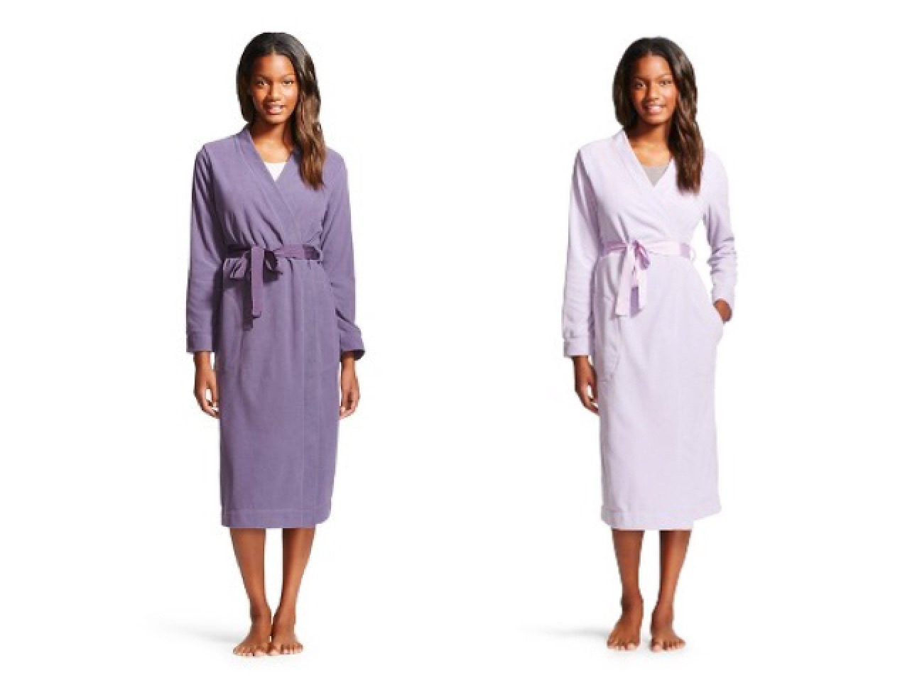 Gillian O'Malley Microfleece Robe