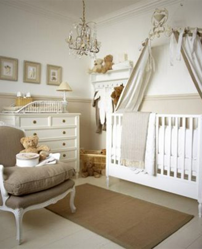 Neutral Baby Themes