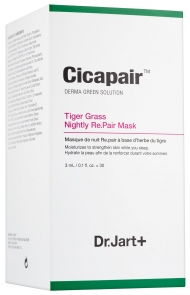 Dr. Jart Cicapair Tiger Grass Nightly Re.Pair Mask