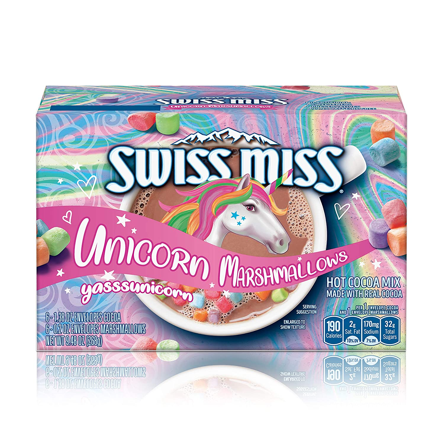 Unicorn Madness Hot Chocolate Mix