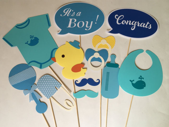 Baby Props Photo Booth