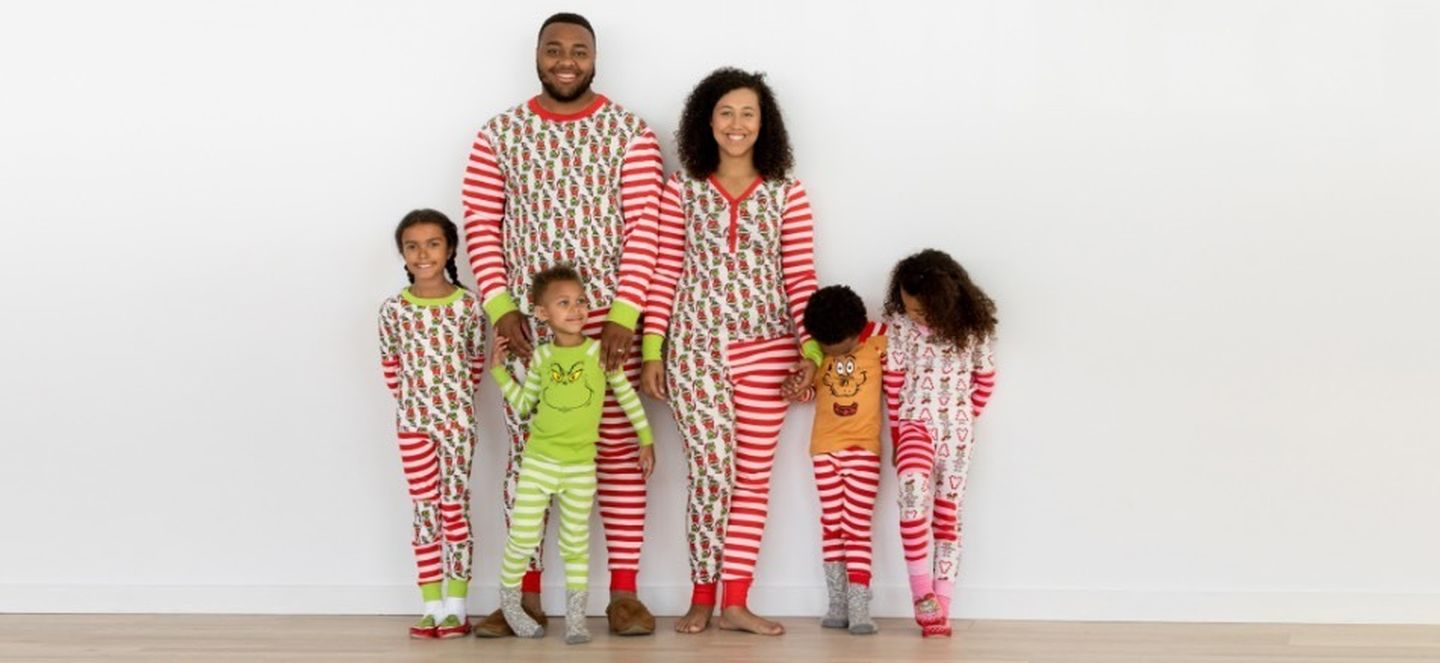 The Grinches Pajamas