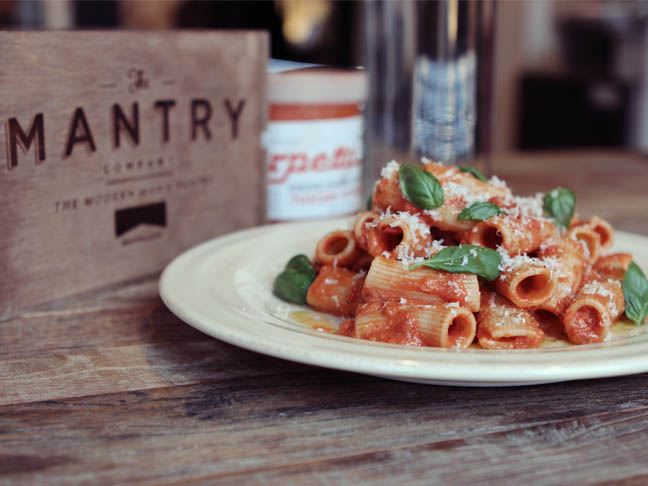 Food Crate Subscriptions from Mantry