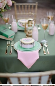 Girl Scout Troop Baby Shower Theme