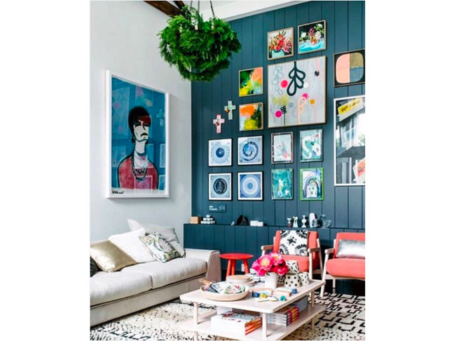 How To Hang Pictures On The Wall how to hang a gallery wall the right way