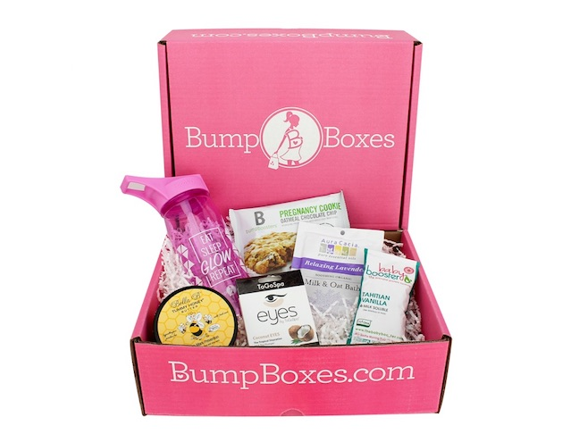 Subscription to Bump Boxes