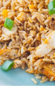 Simple Fried Rice