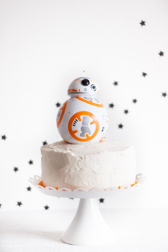 The Coolest Ever Star Wars Birthday Party Ideas