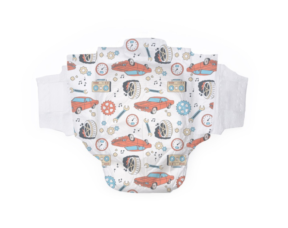 ...And Even More Diapers!