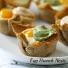 Egg Brunch Nests