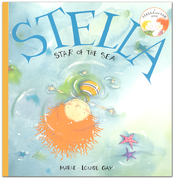 Stella Star of the Sea by Marie-Louise Gay